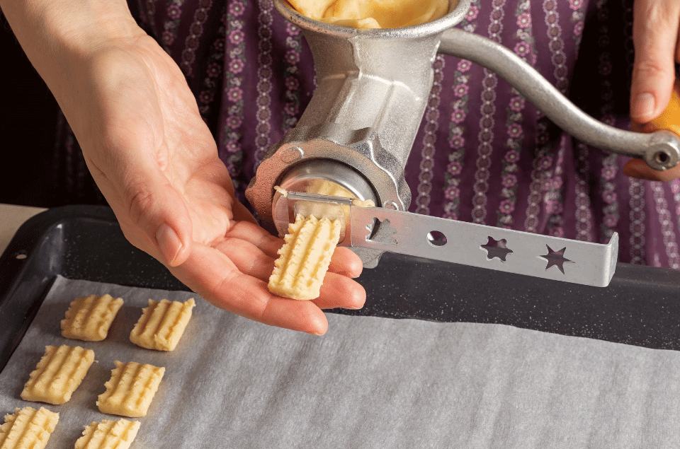 Best Cookie Press For Making Cheese Straws